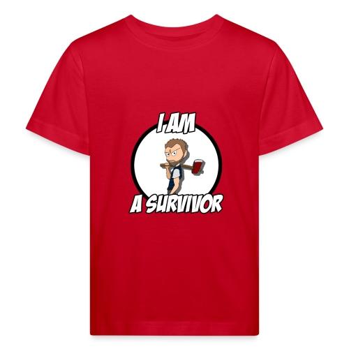 Game Survivant - T-shirt bio Enfant