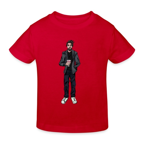 Drink Guy - Kids' Organic T-Shirt