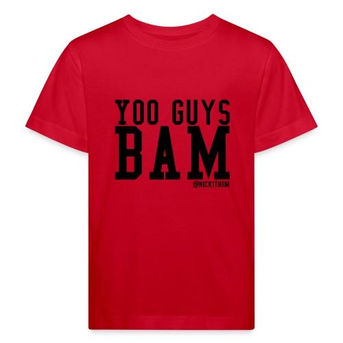 BAM! - Kinder Bio-T-Shirt