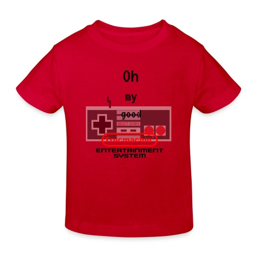 oh my good nes - T-shirt bio Enfant