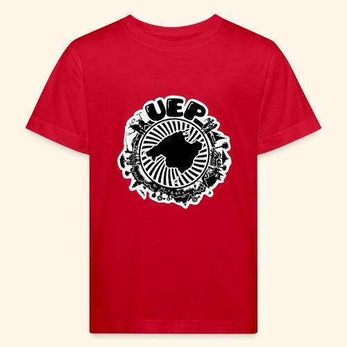 UEP white background - Kids' Organic T-Shirt