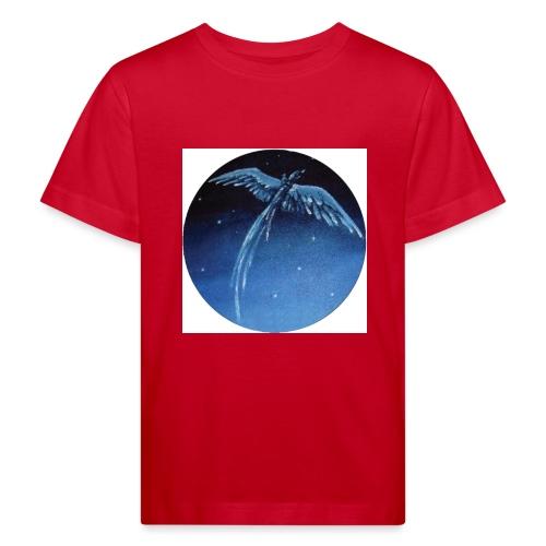 Oiseau Bleu 1 - T-shirt bio Enfant