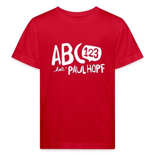 paul-shirt - Kinder Bio-T-Shirt