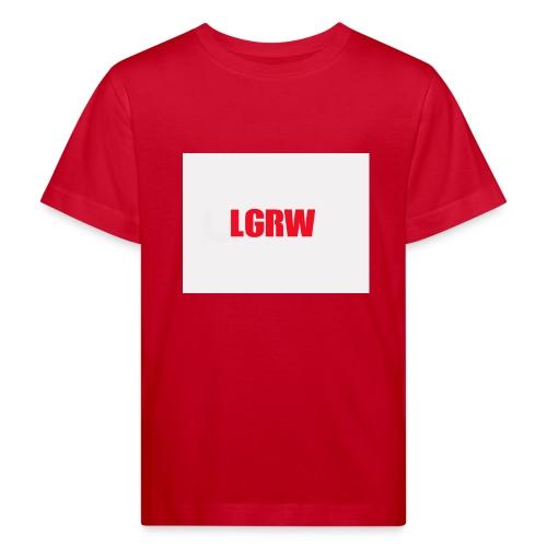 lets go red wings - Lasten luonnonmukainen t-paita