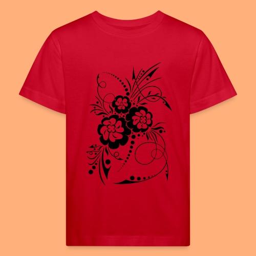 exposion florale - T-shirt bio Enfant