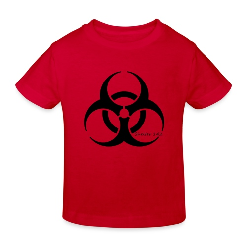 Biohazard - Shelter 142 - Kinder Bio-T-Shirt
