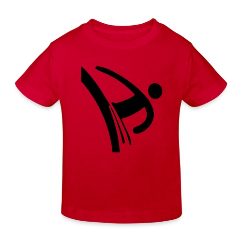 Kicker - Kinder Bio-T-Shirt