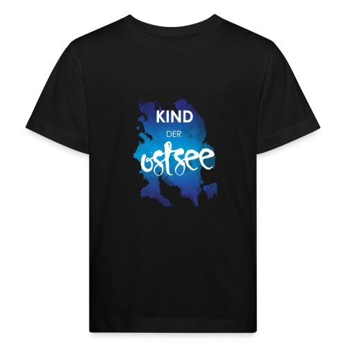 Kind der Ostsee - Kinder Bio-T-Shirt