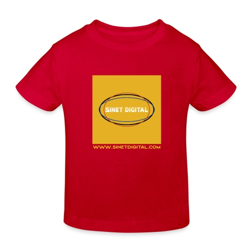 SINET DIGITAL - T-shirt bio Enfant