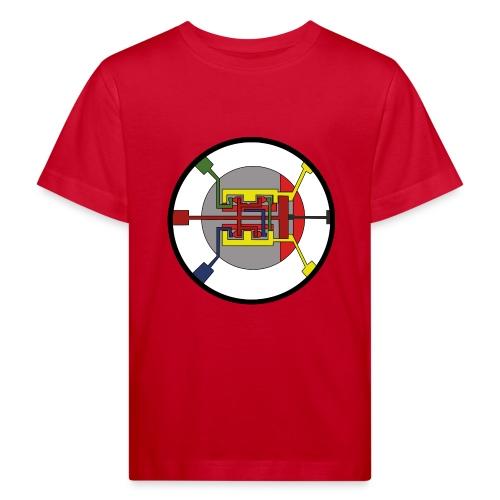 JackJohannes Hemp's Oscillator - Kinderen Bio-T-shirt