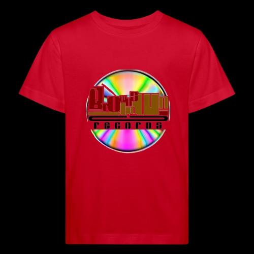 BROWNSTOWN RECORDS - Kids' Organic T-Shirt