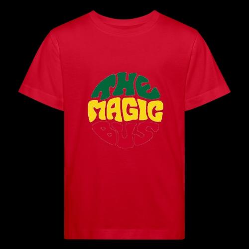 THE MAGIC BUS - Kids' Organic T-Shirt