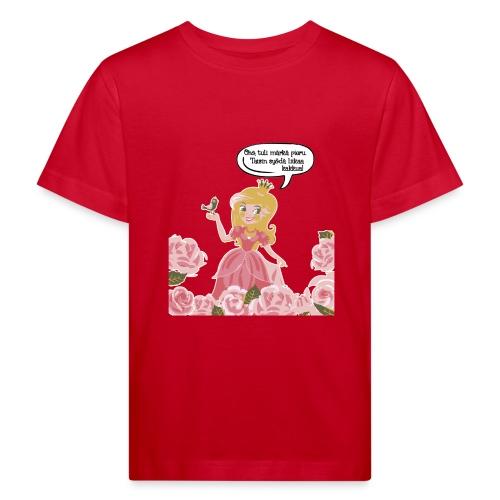 Liikaa kakkua - Lasten luonnonmukainen t-paita