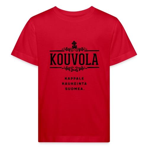 Kouvola - Kappale kauheinta Suomea. - Lasten luonnonmukainen t-paita