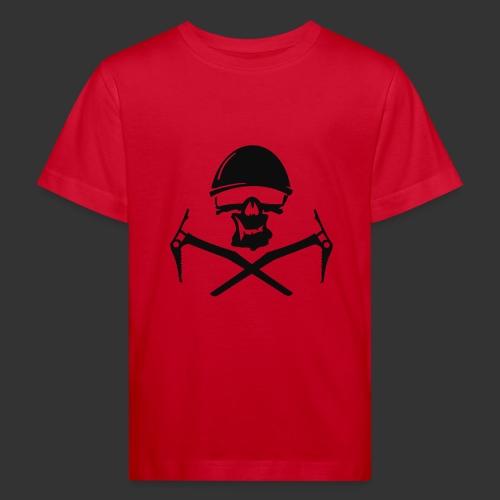 Climbing Skull - Kinder Bio-T-Shirt