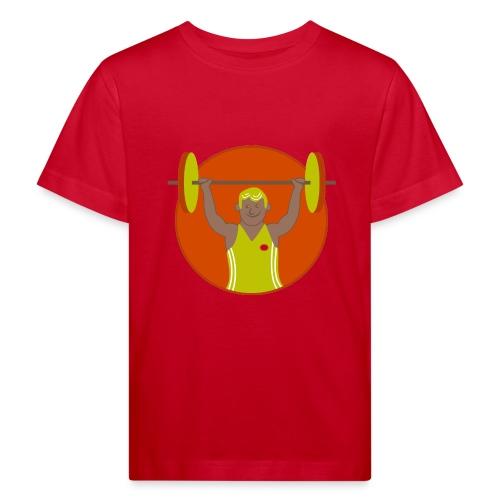 Motivation musculation - T-shirt bio Enfant