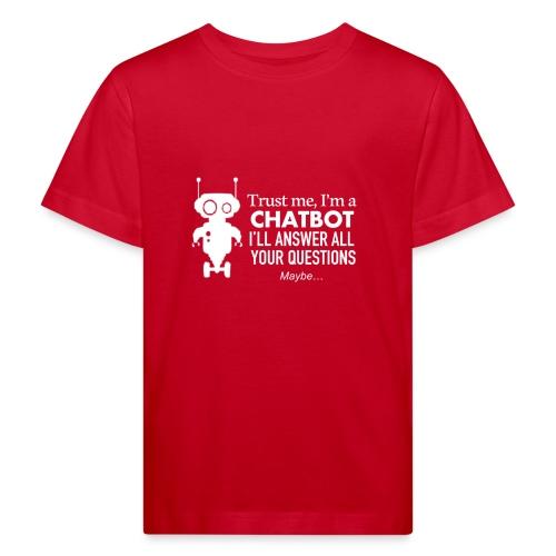 TrustBotW - T-shirt bio Enfant