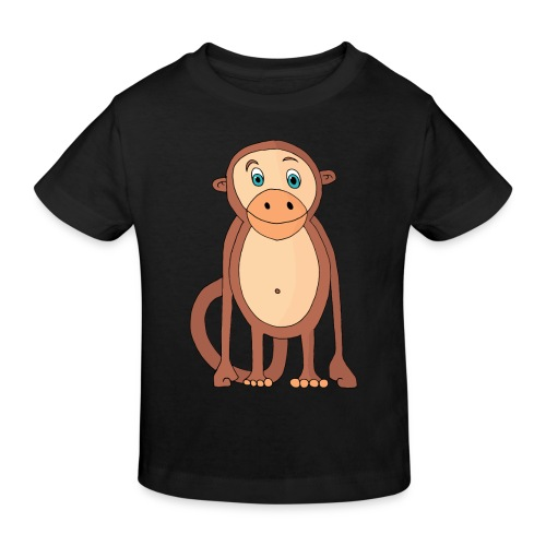 Bobo le singe - T-shirt bio Enfant