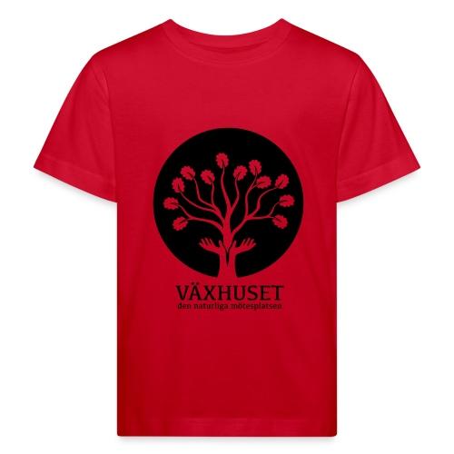Växhuset - Ekologisk T-shirt barn