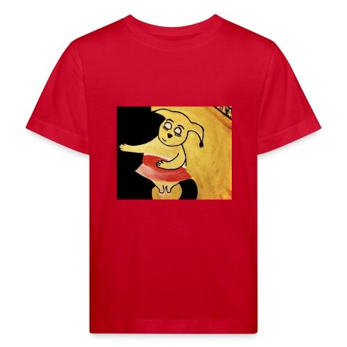 Pöllyskäinen - Lasten luonnonmukainen t-paita