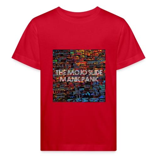 Manic Panic - Design 1 - Kids' Organic T-Shirt