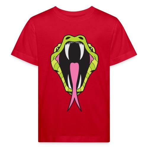 SNAKE SHIRT - Kids' Organic T-Shirt