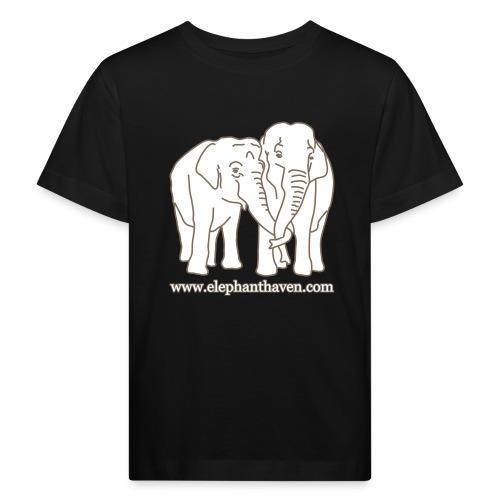 Elephants - Kids' Organic T-Shirt