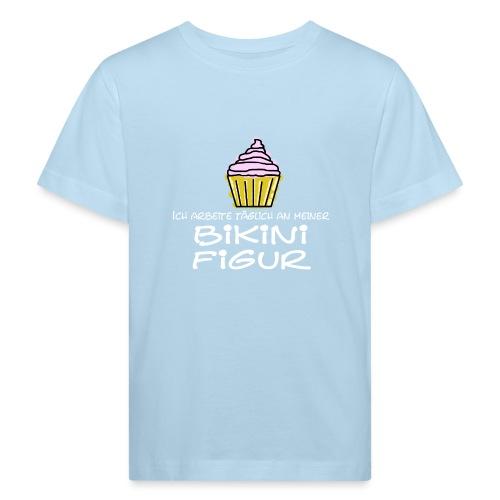 Bikinifigur - Kinder Bio-T-Shirt