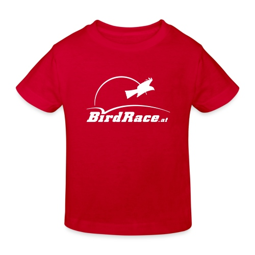 BirdRace at mono - Kinder Bio-T-Shirt