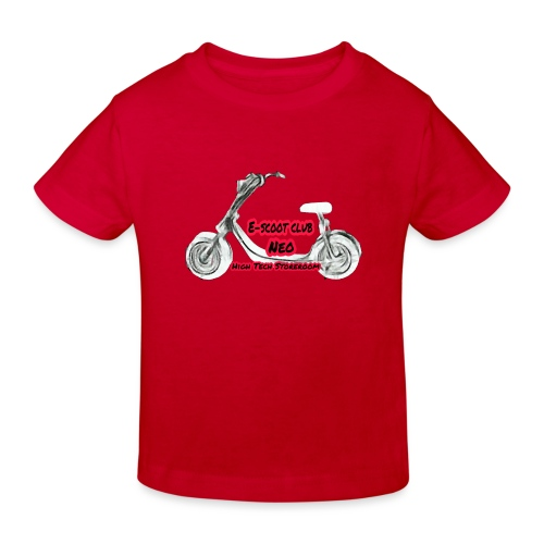 Neorider Scooter Club - T-shirt bio Enfant