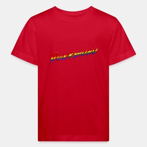 Diversidad Gay - Camiseta ecológica niño