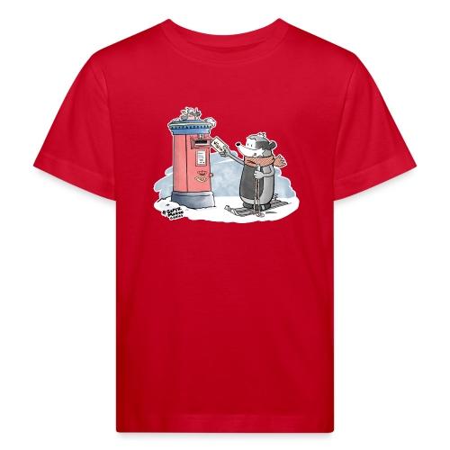 Royal Mail - Økologisk T-skjorte for barn