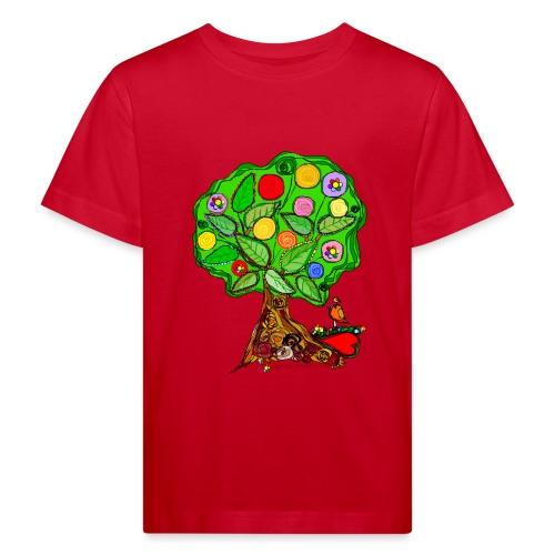 LebensBaum - Kinder Bio-T-Shirt