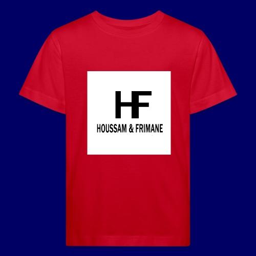 H&F - Maglietta ecologica per bambini