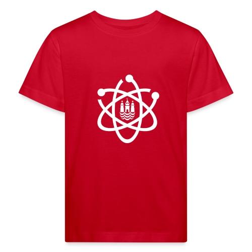 March for Science København logo - Kids' Organic T-Shirt