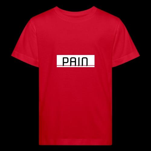 pain - Ekologiczna koszulka dziecięca