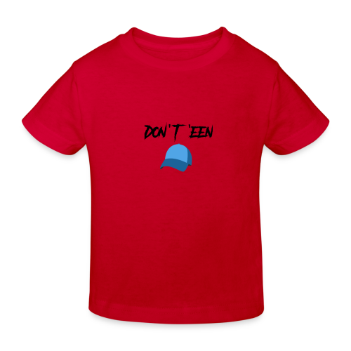 AYungXhulooo - Atlanta Talk - Don't Een Cap - Kids' Organic T-Shirt