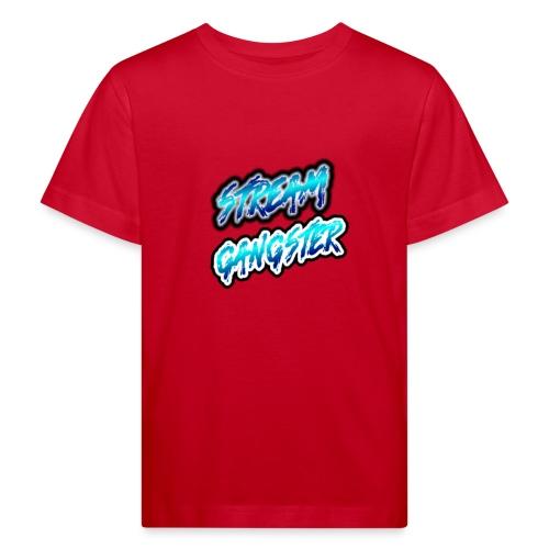 StreamGangsterMerchandise - Kinderen Bio-T-shirt