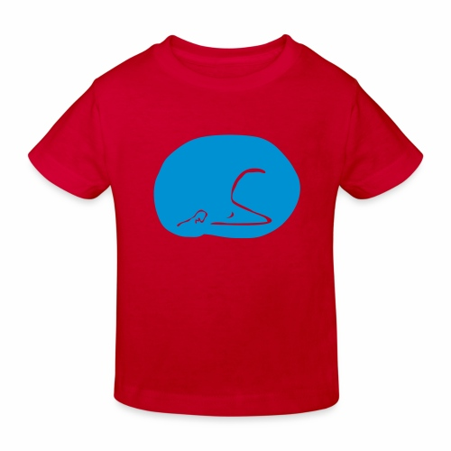Uneksija Daydreamer - Lasten luonnonmukainen t-paita