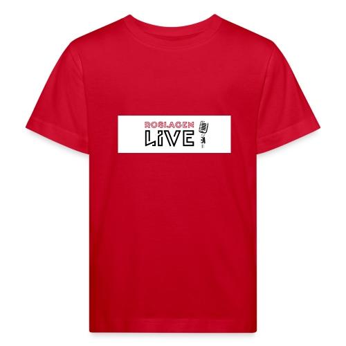 Roslagen Live - Ekologisk T-shirt barn