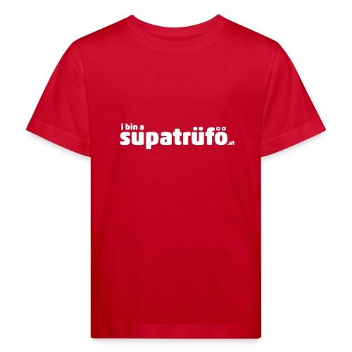 supatrüfö - Kinder Bio-T-Shirt