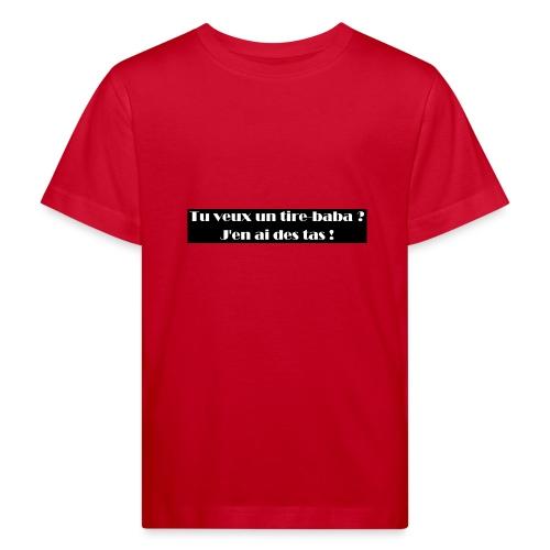 Ariel - T-shirt bio Enfant