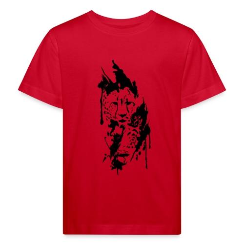 Gepard - Kinder Bio-T-Shirt