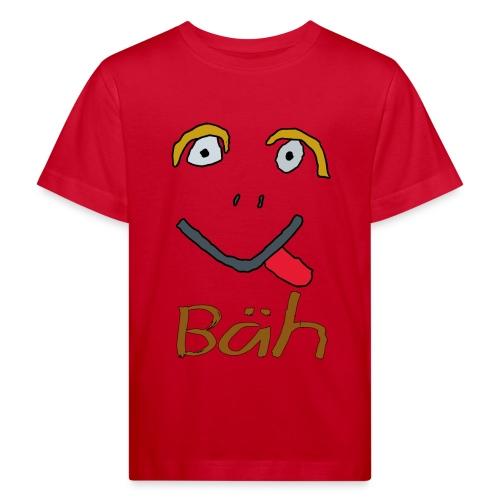 Gesicht Baeh - Kinder Bio-T-Shirt
