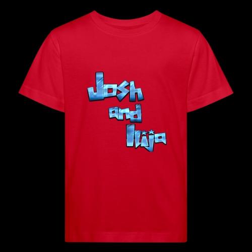 Josh and Ilija - Kids' Organic T-Shirt