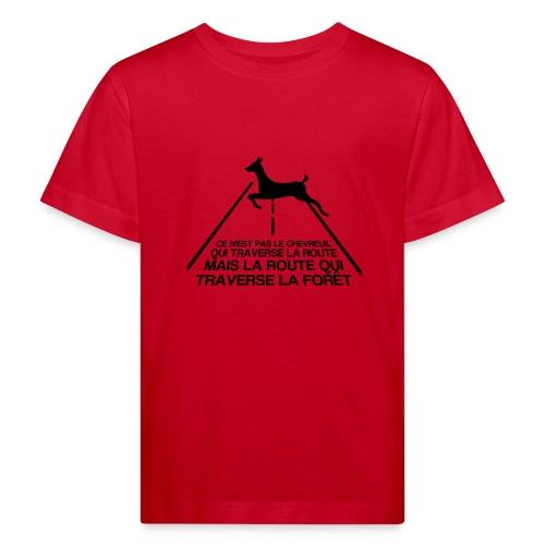 Chevreuil - T-shirt bio Enfant