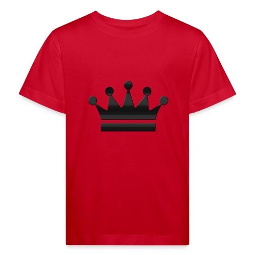 crown - Kinderen Bio-T-shirt