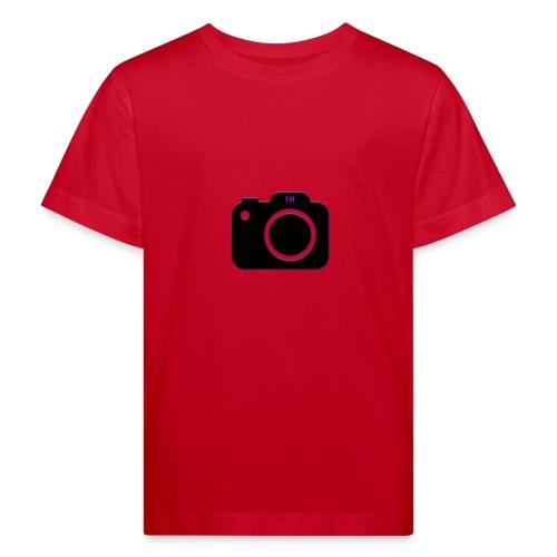 FM camera - Kids' Organic T-Shirt