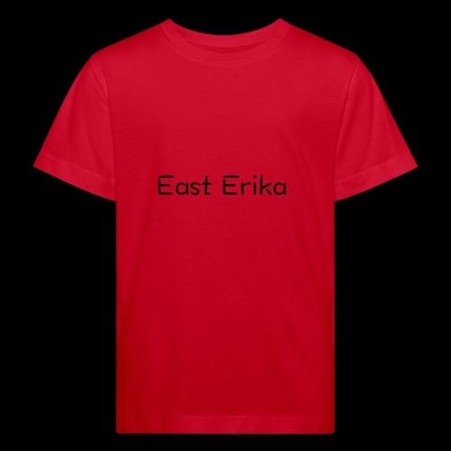 East Erika logo - Maglietta ecologica per bambini