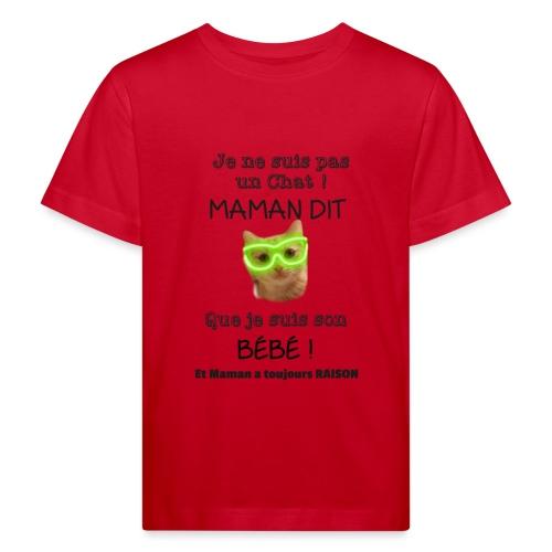 O'Malley le Bébé ! - T-shirt bio Enfant